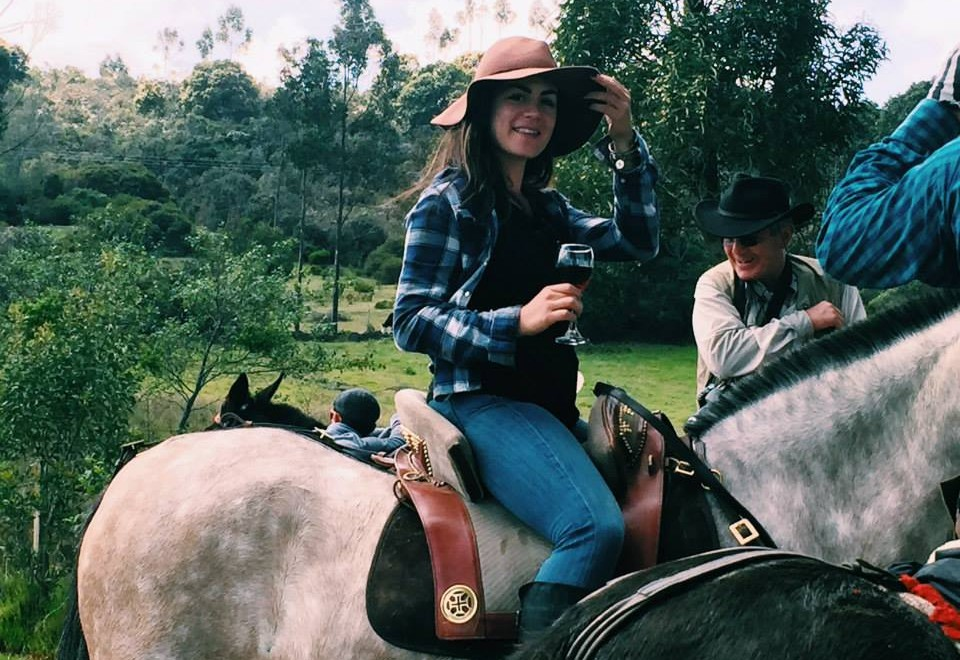 Expats in Colombia - Andrea