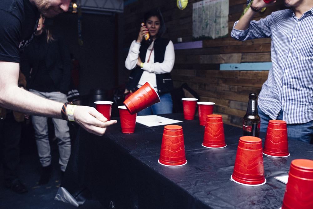 Bogota nightlife with Bar Crawl Bogota