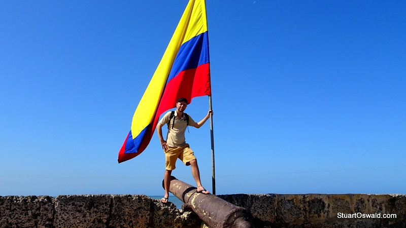 Expats in Colombia